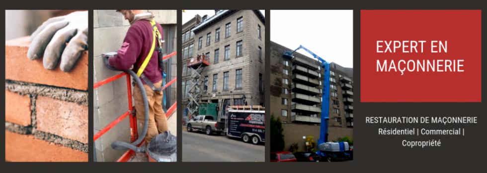 Entreprise - Benji Maçonnerie Montréal